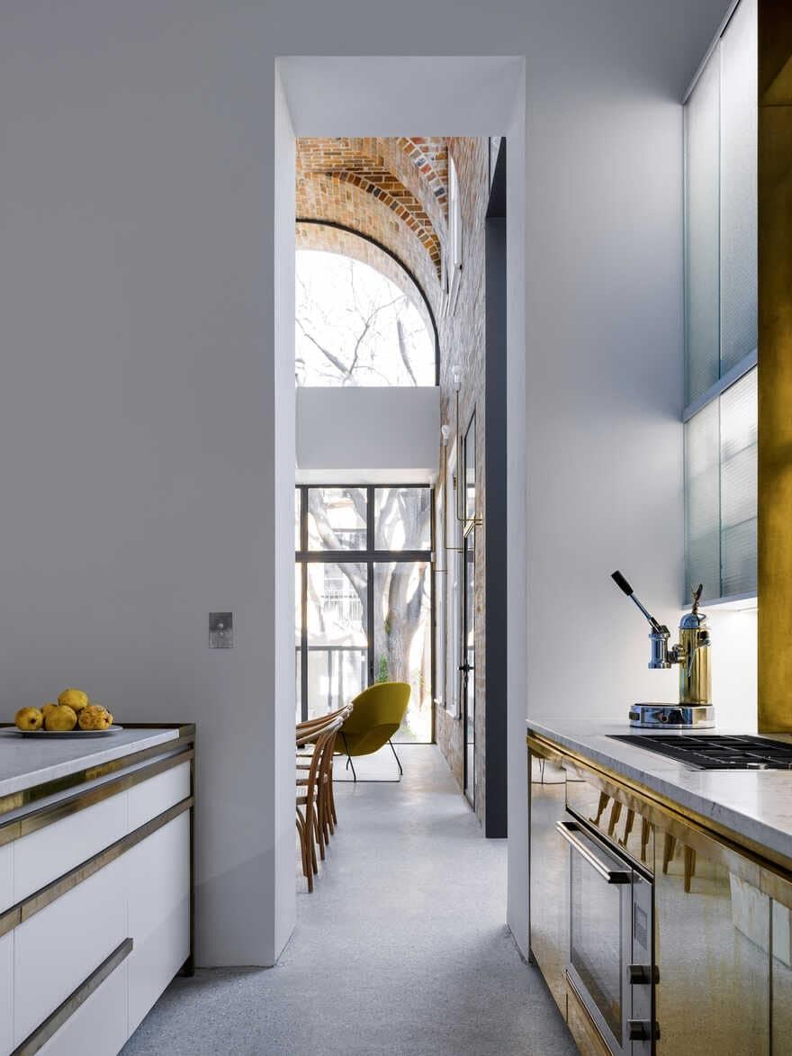 kitchen / Renato D'Ettorre Architects