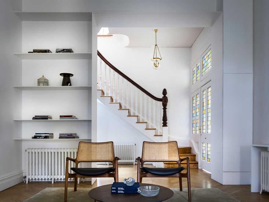 Italianate House / Renato D'Ettorre Architects