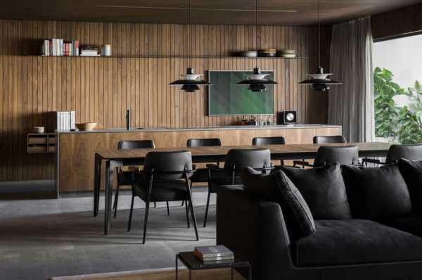 200m2 Apartment Transformed into a Cozy One-Bedroom Studio