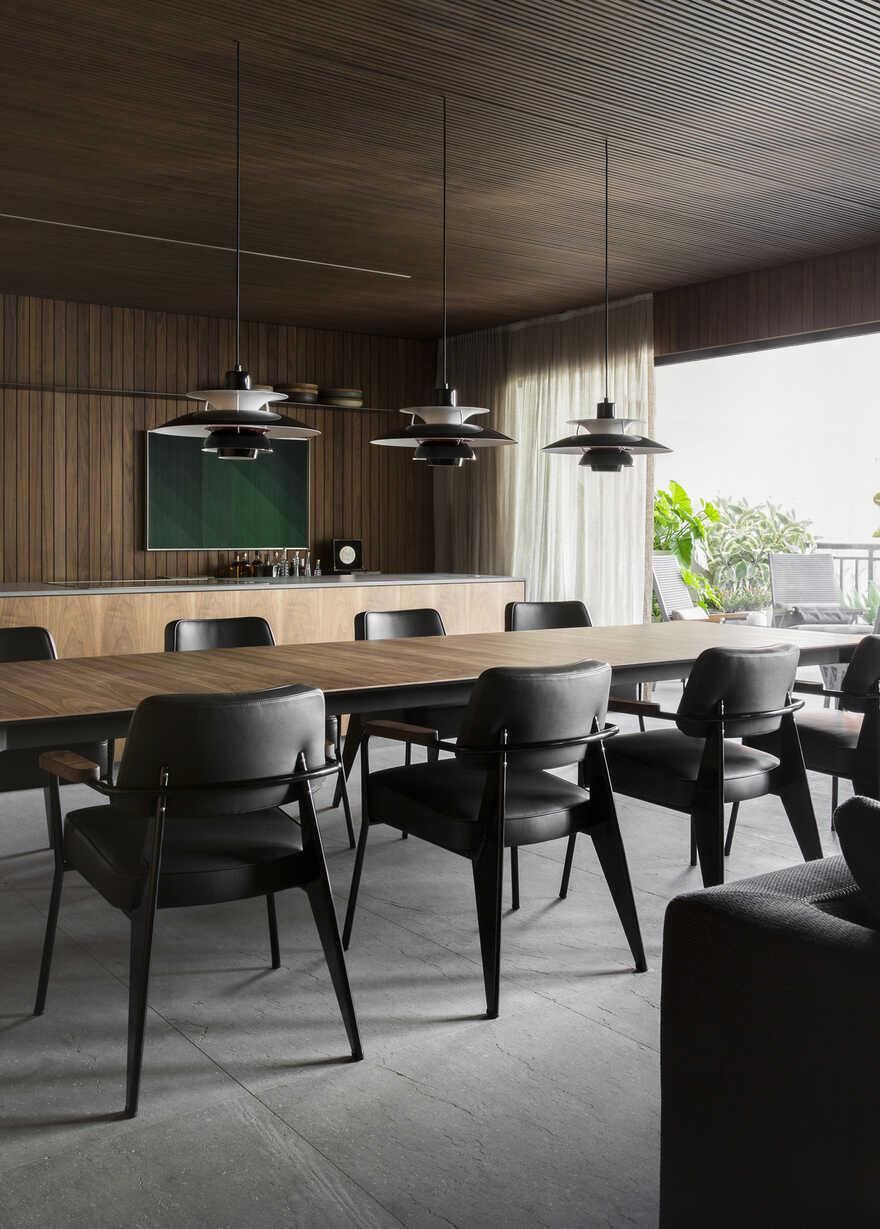 studio mk27, Flat#5, dining room