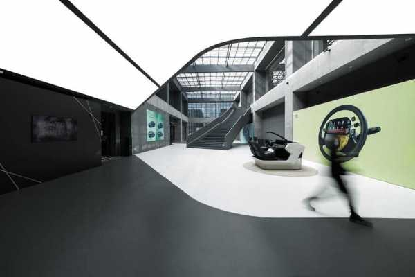 Byton Production Base Office – A Workspace Defines Lifestyle