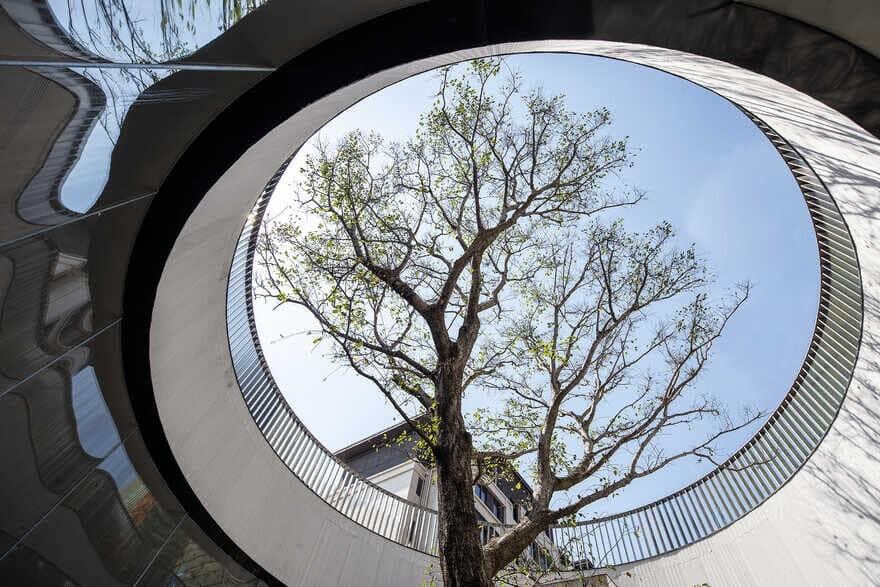 TEA Community Center, Xiamen, China / Waterfrom Design