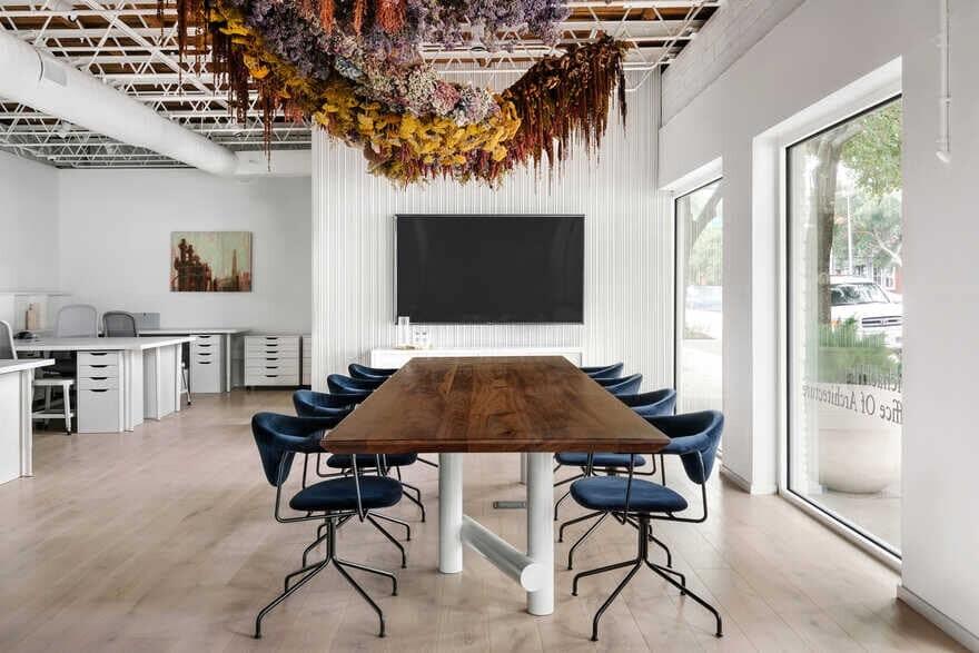 interior design, Michael Hsu Office of Architecture