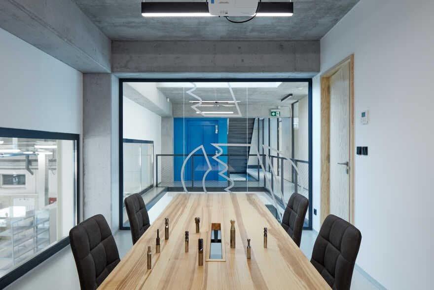 office, Ellement Architects