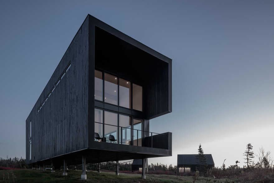building, Nova Scotia / Peter Braithwaite Studio