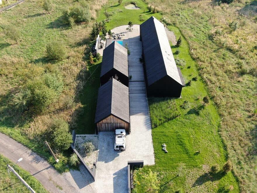 Beautiful Barn House in Silesia, Poland / Gornik Architects