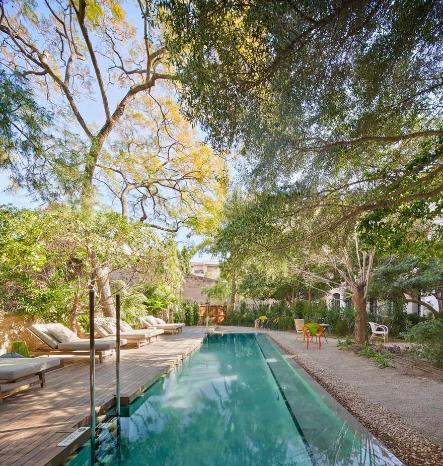Pool & Garden, Spain / OHLAB
