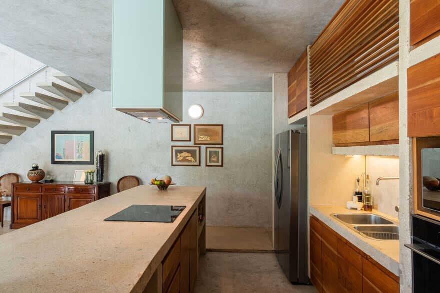kitchen / TACO Taller de Arquitectura Contextual