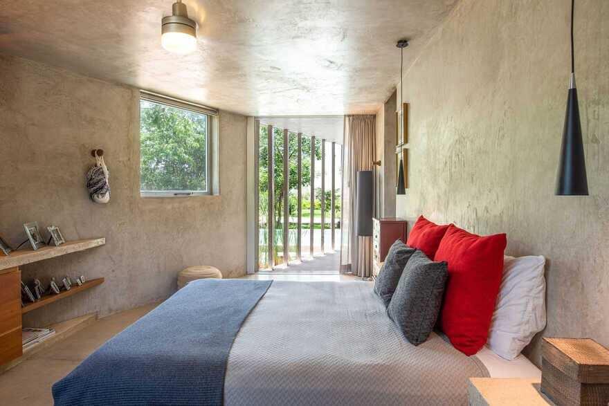 bedroom / TACO Taller de Arquitectura Contextual