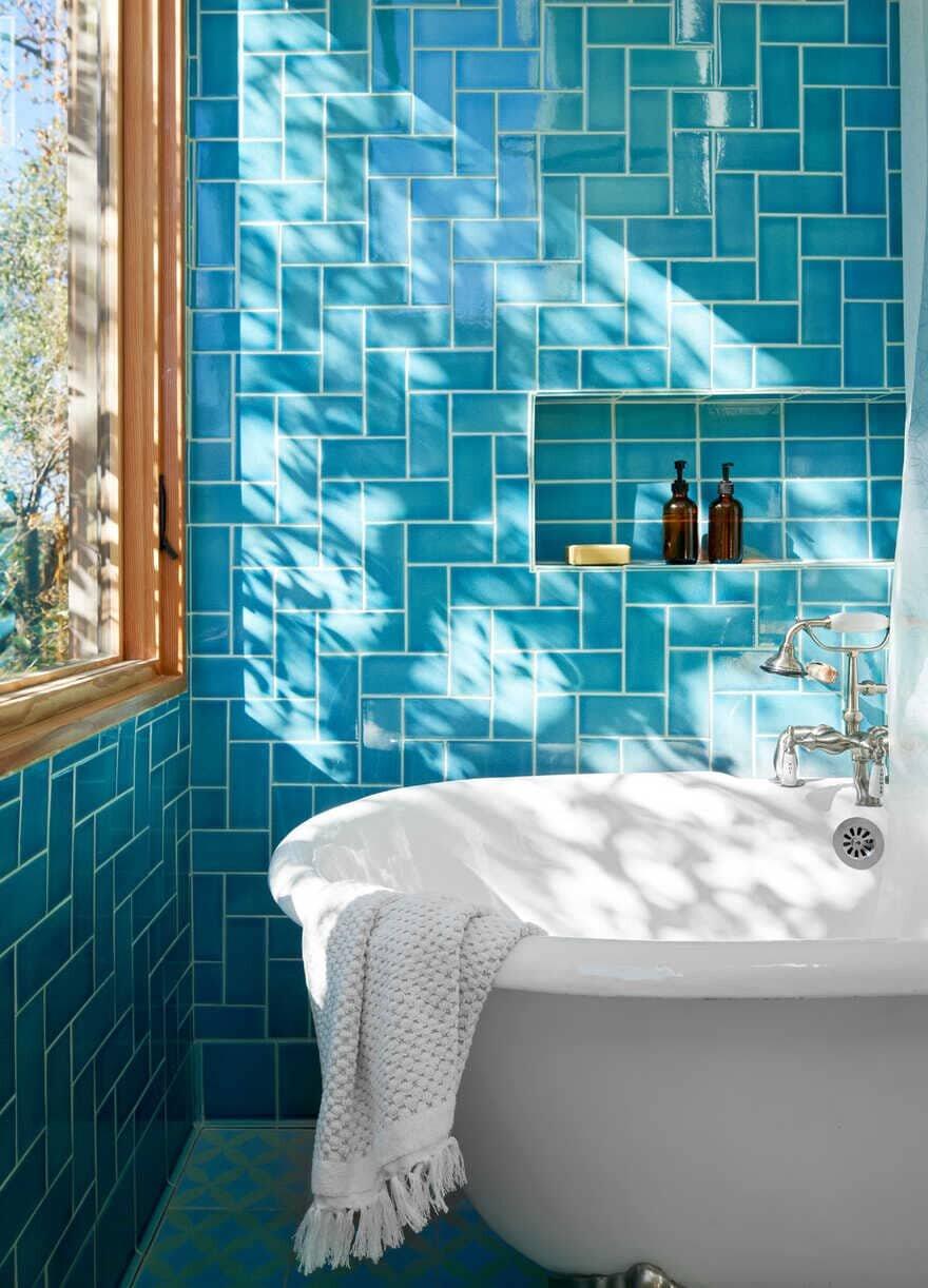 bathroom, Austin / Murray Legge Architecture