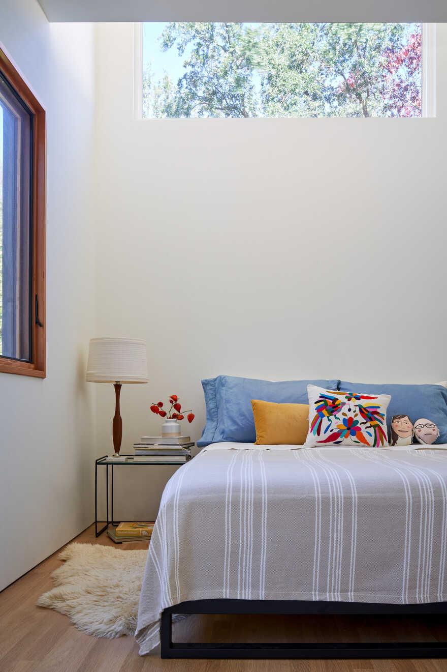 bedroom, Austin / Murray Legge Architecture