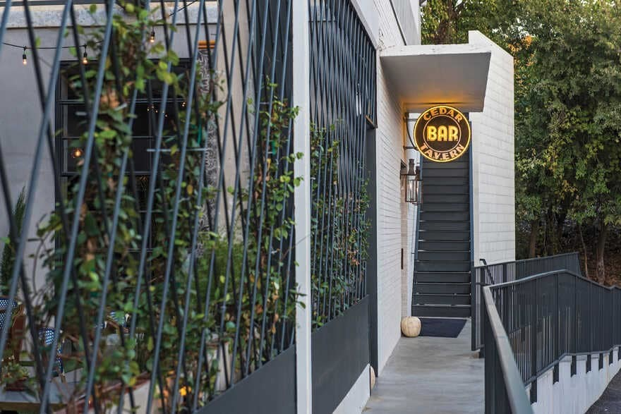 Eberly Restaurant, Bar and Cafe in Austin / Clayton & Little