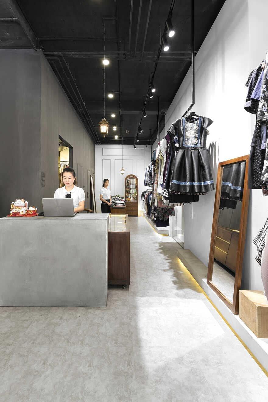 Fashion Boutique June Store by StudioW