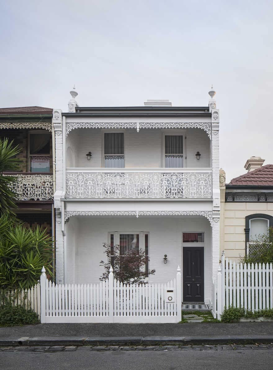 Fitzroy Terrace, Residential Alteration and Addition by Taylor Knights
