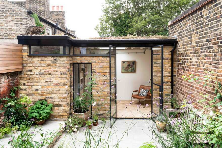 Greenwich Garden Studio / MW Architects