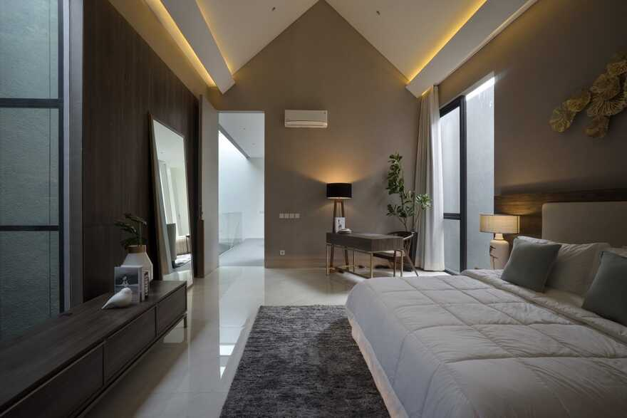 bedroom, Surabaya / Simple Projects Architecture