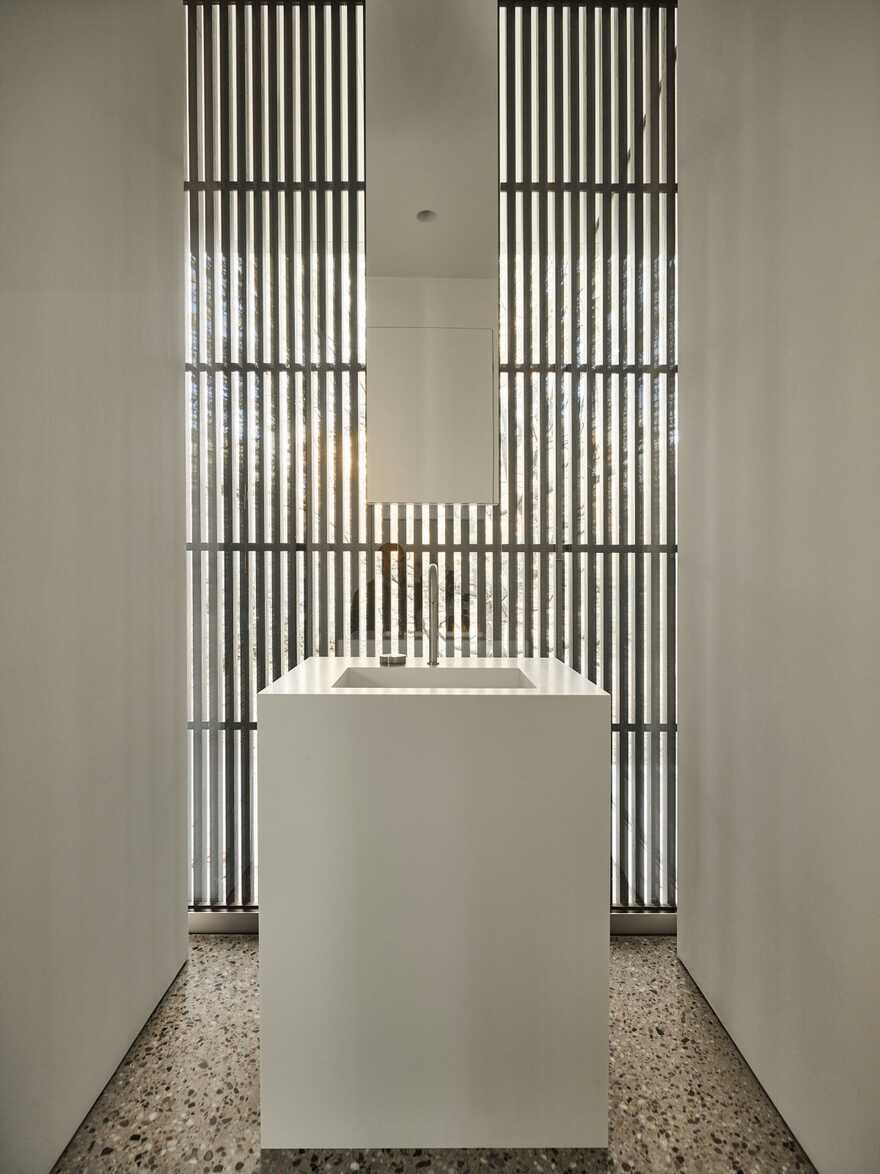 bathroom, Antwerp / DDM Architectuur