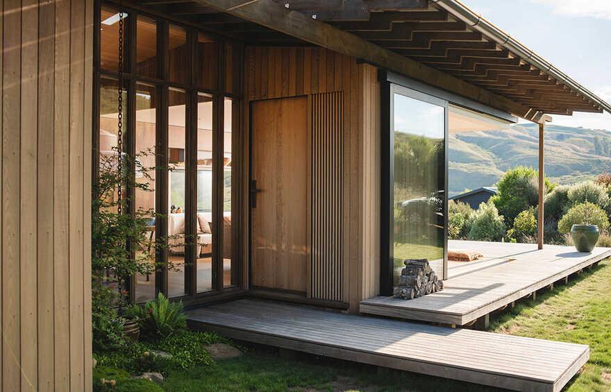 Huru House: Japanese Modernism Meets New Zealand Construction