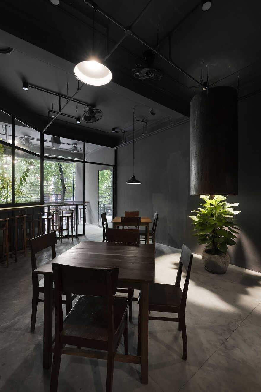 restaurant, Hai Phong, Vietnam / StudioW