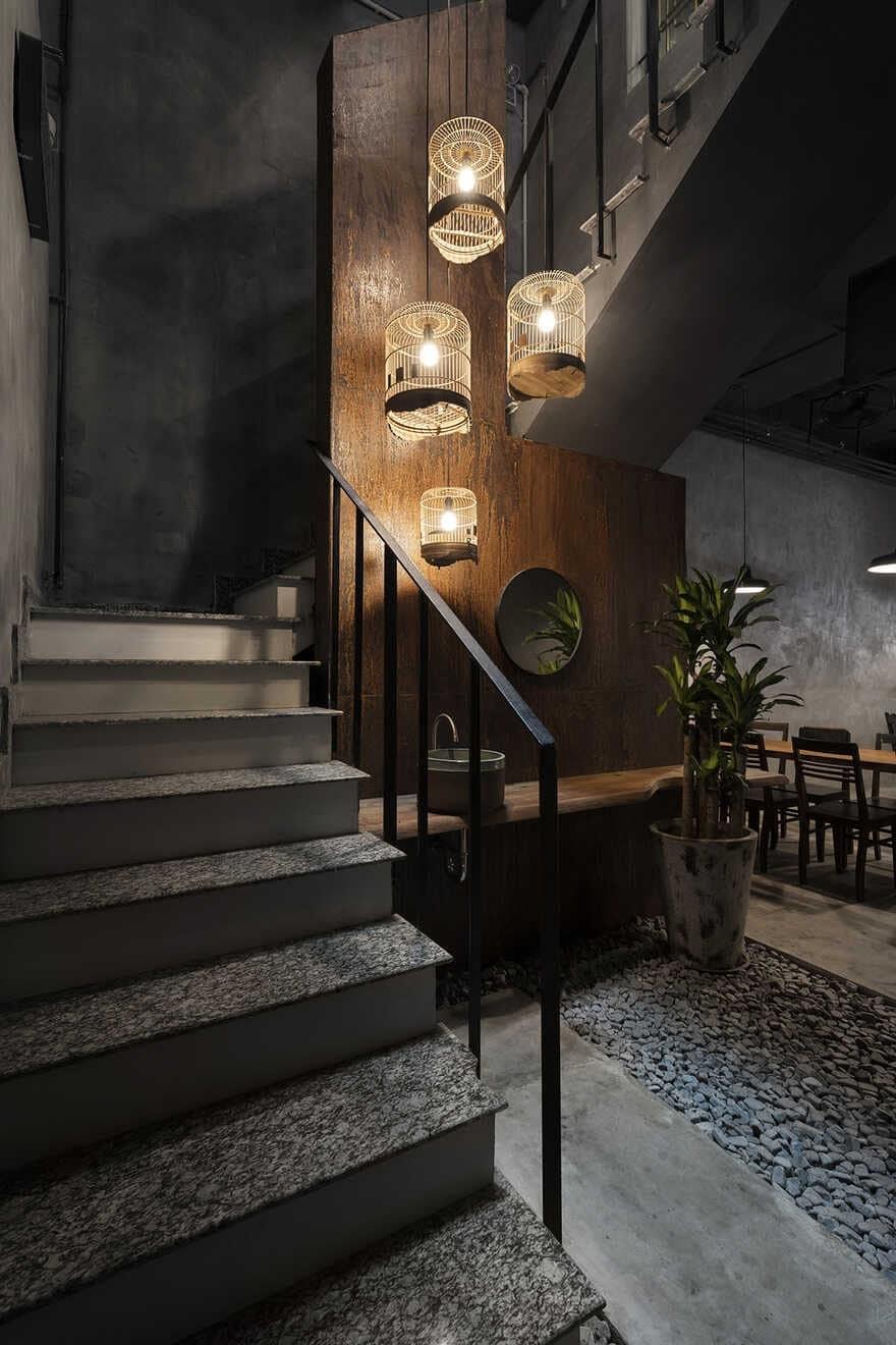 interior design, Hai Phong, Vietnam / StudioW