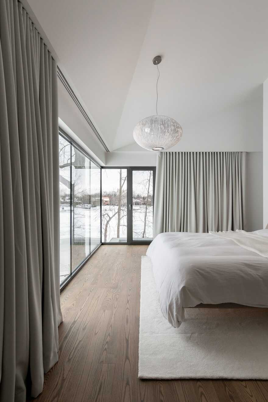bedroom / Chevalier Morales Architectes
