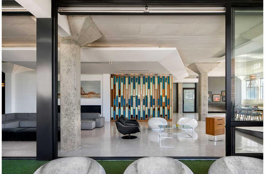 Leyden Loft, Cape Town / Team Architects