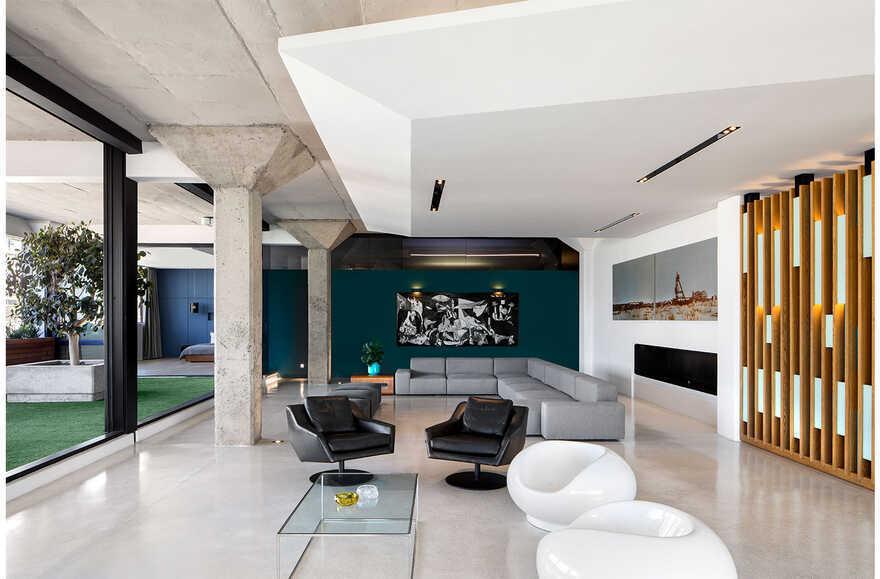 interior design / Team Architects