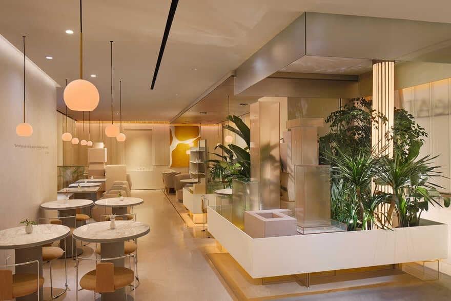 Modern Tea Ceremony House - théATRE by Sò Studio