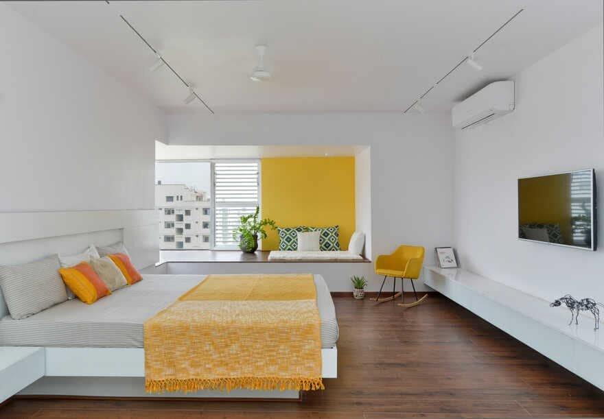 bedroom, India / Spacefiction Studio