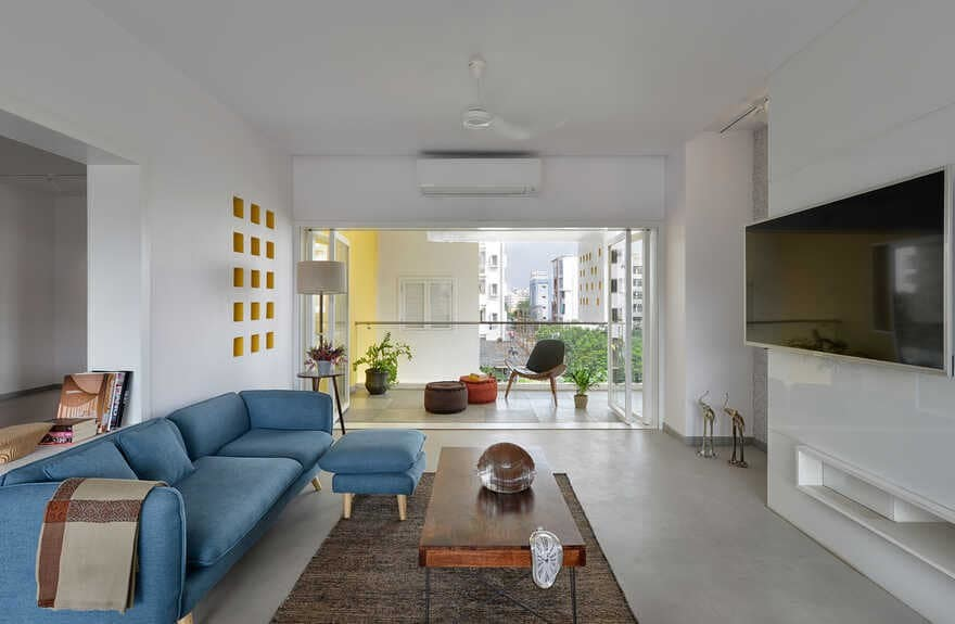 Multi-Generational Apartments, India / Spacefiction Studio
