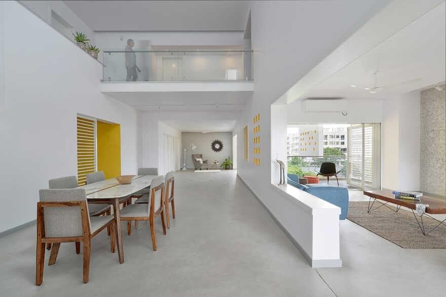 interior design, India / Spacefiction Studio