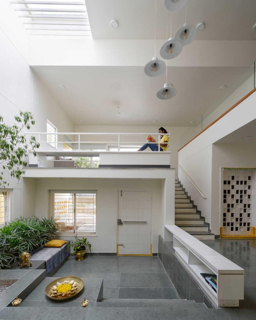 Multi-Generational Apartments, India / Spacefiction Studio