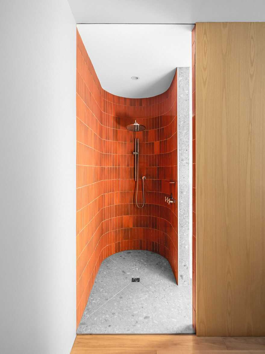 bathroom, Montreal Naturehumaine Architects