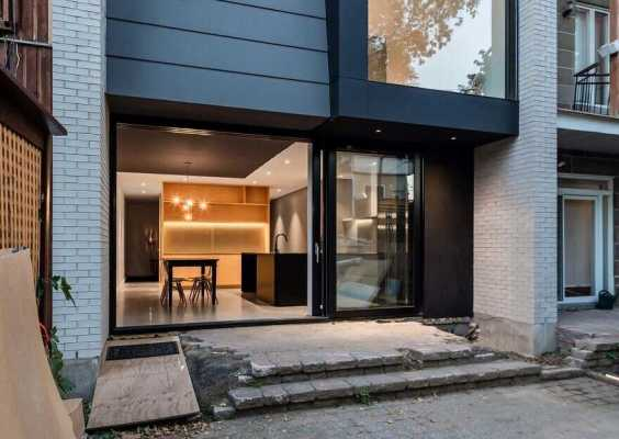 Olivier Nelson Residence, Montreal / Naturehumaine Architects