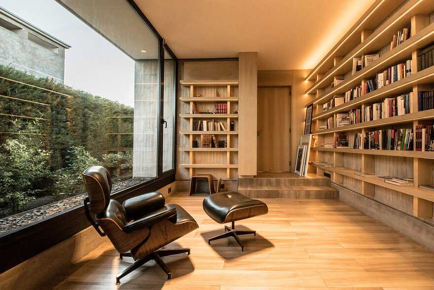 One Level House in Mendoza That Combines Green Elements with Modern Ergonomics