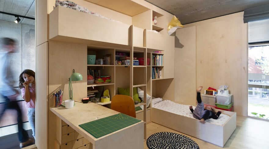 kids room, BuroSAI