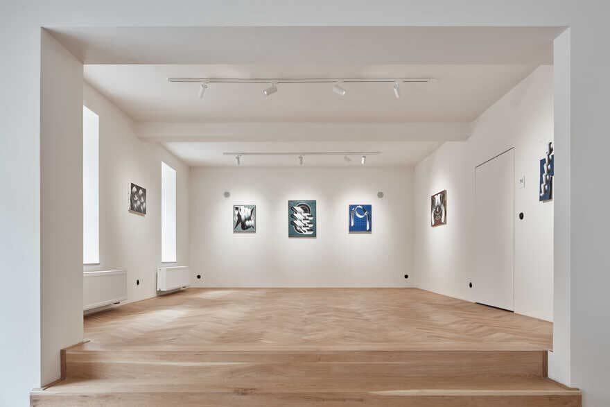 Cultural Space - GaP / ORA Studio