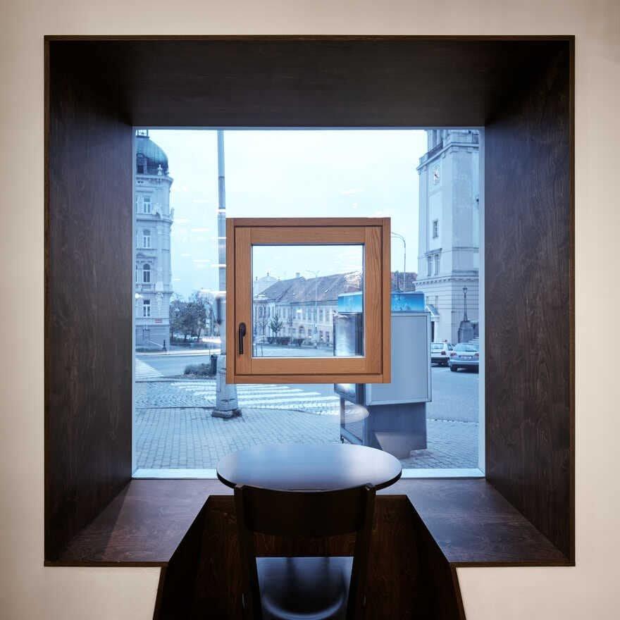 Public Gallery and Cultural Space - GaP / ORA Studio