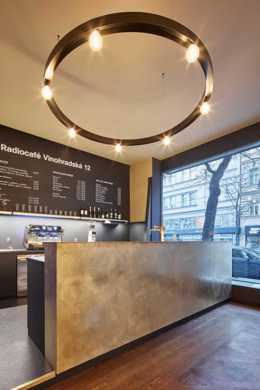 Bar Vinohradská 12 by CMC Architects