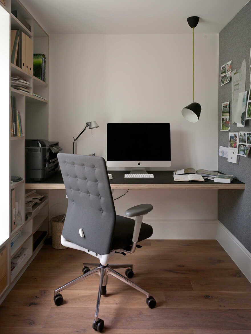 home office / The Vawdrey House