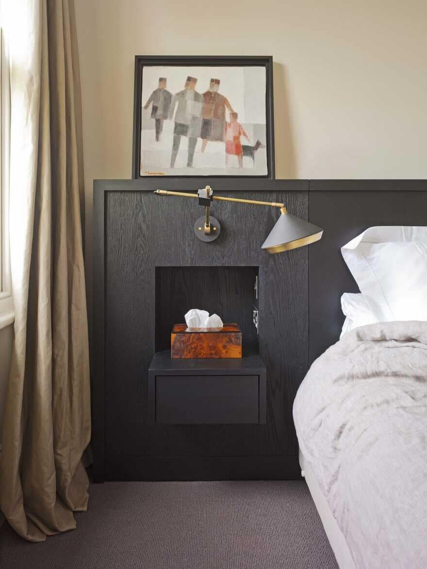bedroom / The Vawdrey House