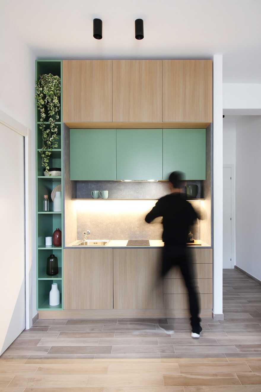 kitchen / Puccio Collodoro Architetti