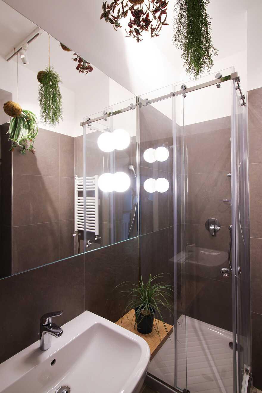 bathroom / Puccio Collodoro Architetti