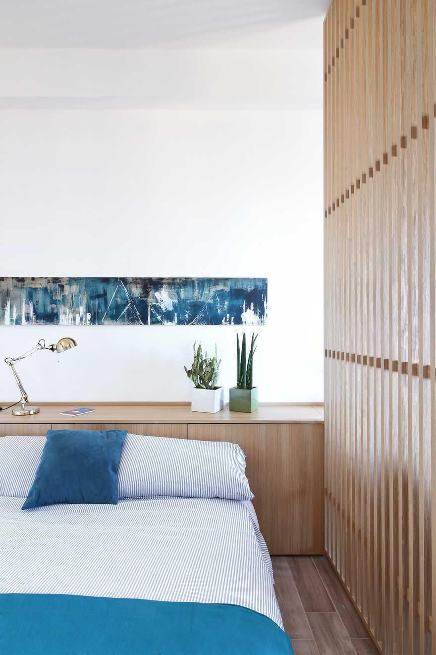 bedroom / Puccio Collodoro Architetti