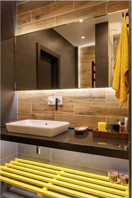 bathroom, Designers Pavel and Svetlana Alekseeva