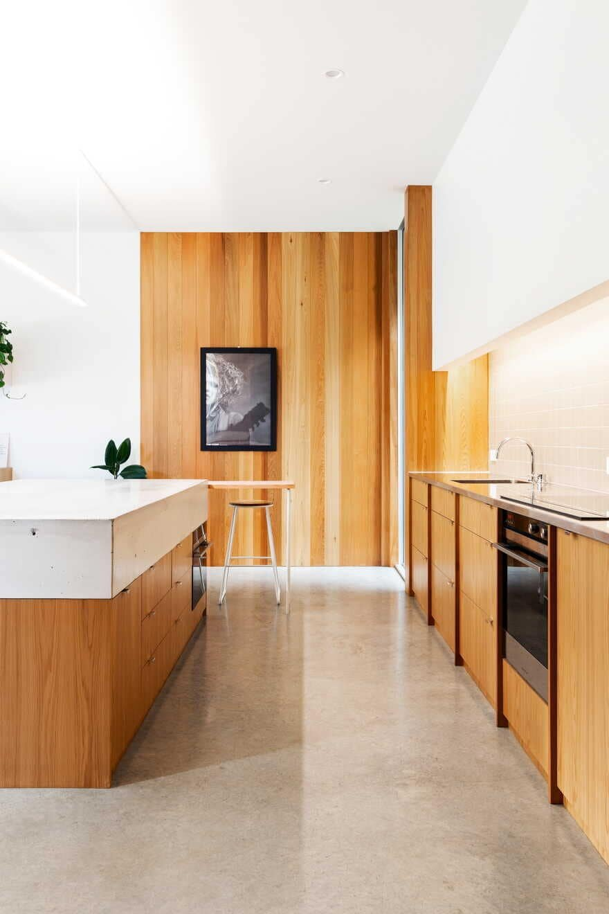 kitchen, New Zealand / Red Architecture