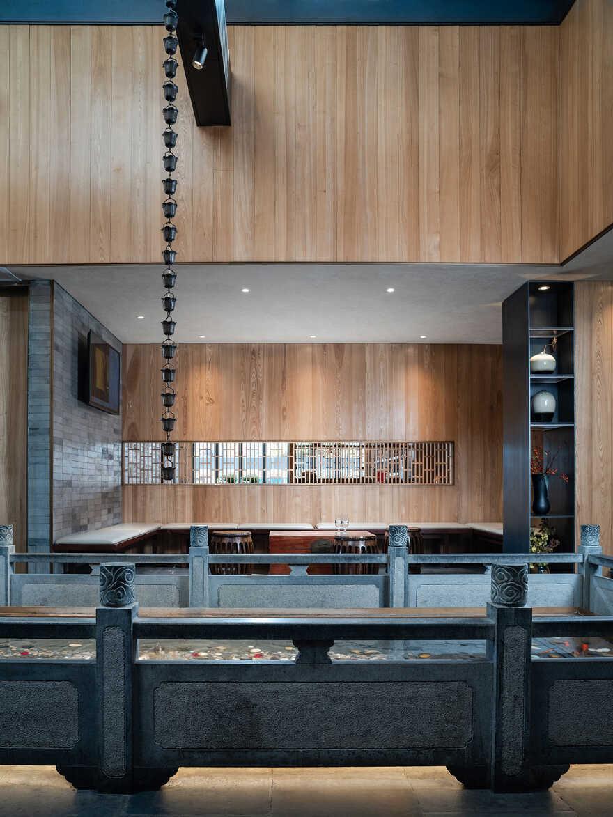 interior design, Qianmen, Beijing