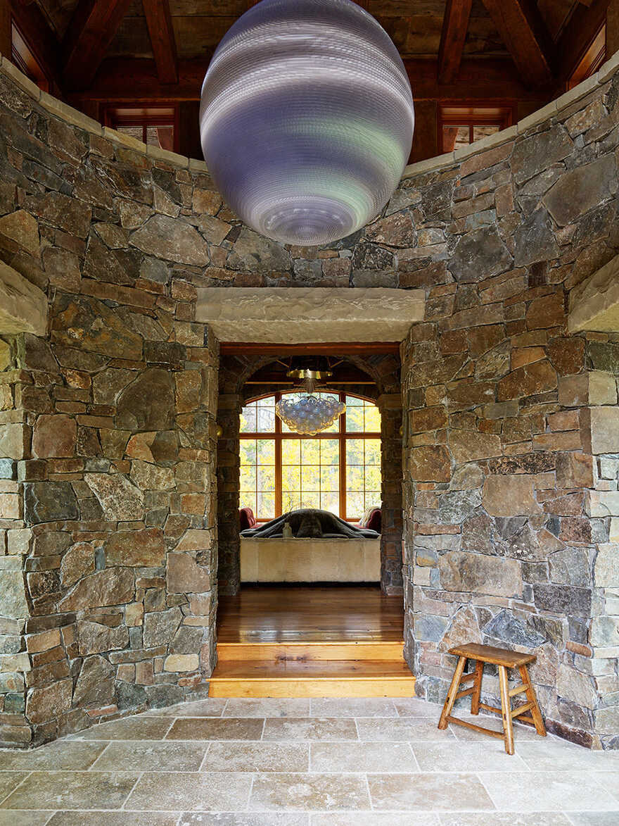 Slopeside Remodel, Wyoming / Carney Logan Burke Architects