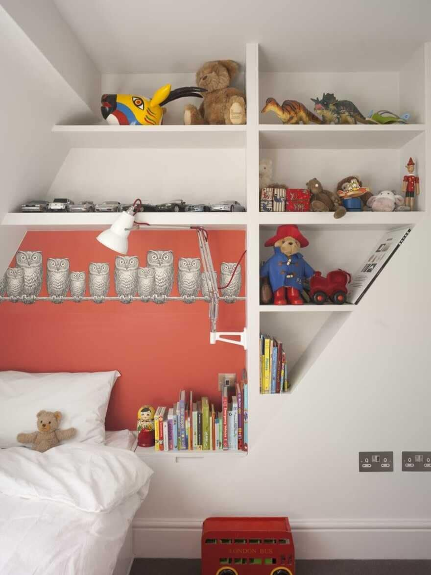 kids room / The Vawdrey House