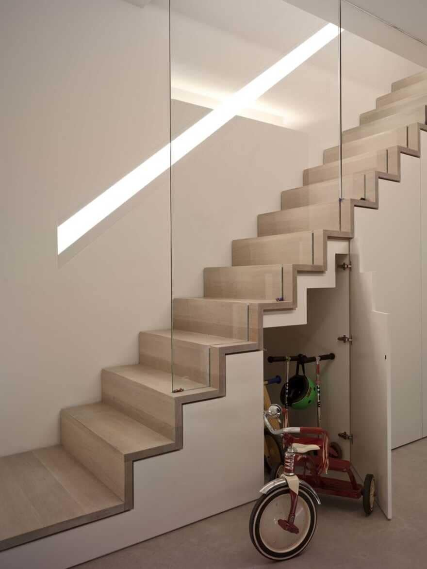 staircase / The Vawdrey House